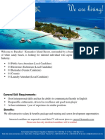 Job Advertisement 170219