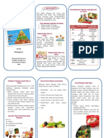 Leaflet Sap Gizi