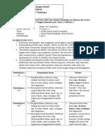 analisis muatan bahasa indonesia tema 2 kelas 5