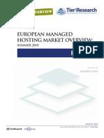 T1R MH Market Overview EU Summer10 Exec Overview