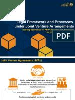 PPPC PRE JV Legal Framework