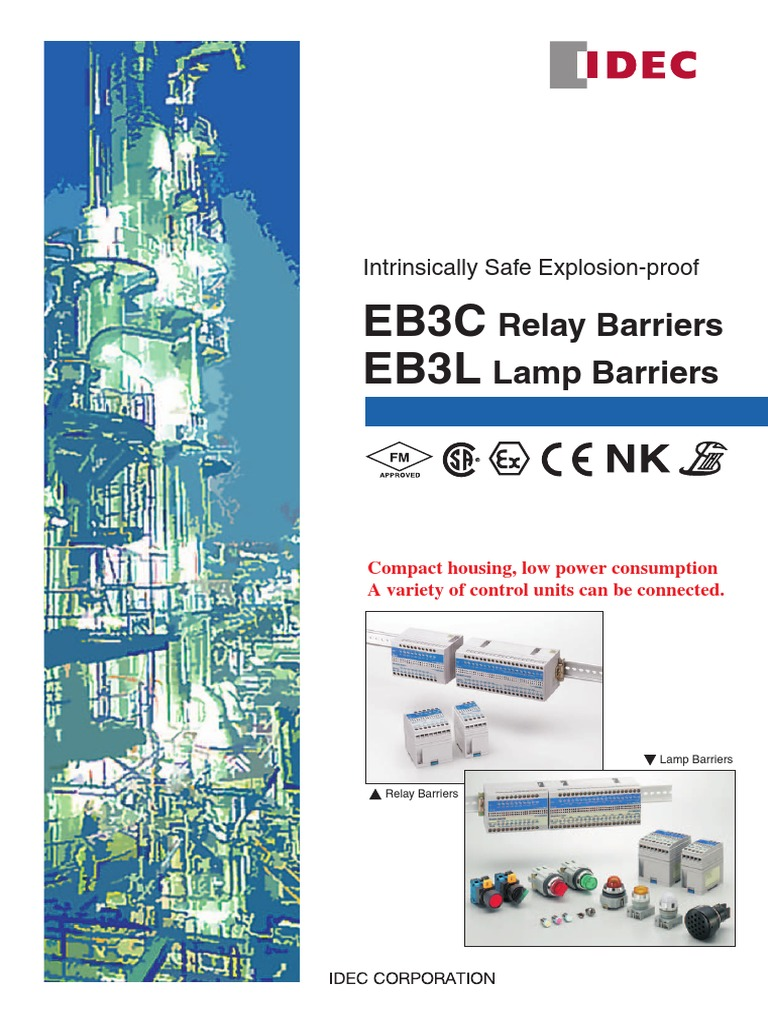 EB40C Idec Relay Barrier   Electrical Wiring   Alternating Current