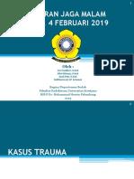 Lapjag Bedah 4 Feb 2019