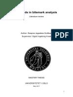 Bitemark Analysis
