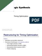 017-timing-optimization.ppt