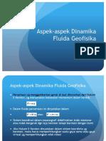 4 Dinamika Fluida Geofisika