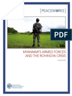 Pw140 Myanmars Armed Forces and the Rohingya Crisis