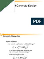 Reinforced-Concrete PPT PDF