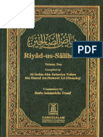 Riyad-Us-Saliheen in English