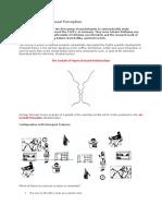 Gestalt Theory of Visual Perception