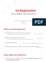2. Linear Regression