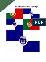 Heráldica Oficial de Loriga - Brasão Oficial de Loriga