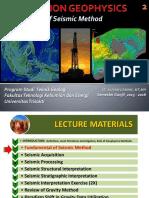2. Fundamental of Seismic