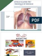 Presentasi Pelatihan Kader Tbc