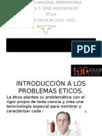 PRINCIPALES PROBLEMAS QUE SE PLANTEAN EN LA ÉTICA 2