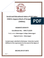 Hemanta Bishoyi Dengaguda By Project.....