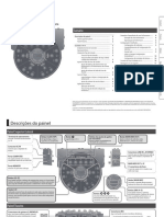 manual em portugues roland HS-5