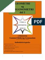 Geometri Og Trigonometri Del 1 Version 2018
