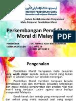ELMK 3053 BAB 1 (1)-Sejarah Pendidikan Moral Di Malaysia