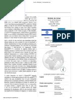 Israel – Wikipédia, A Enciclopédia Livre