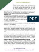 Downloadmela.com SAP SD Module Resume