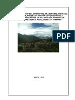 Estudio Defintivo de Redes de Distribucion Electrica
