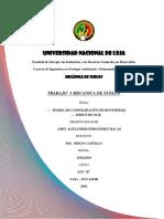 TEORÍA DE CONSOLIDACIÓN DE BOUSSINES E INDICE OCR