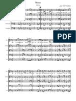 Himno UCLA 2007 Score