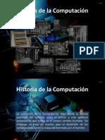 1 Historia de La Computación