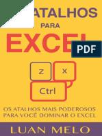 143 Atalhos Excel