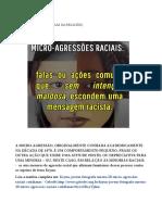 microagressoes