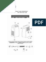 DeLonghi PAC C80-Ro