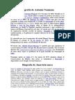 Biografía de Antonio Neumane