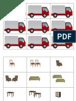Camioane si mobila