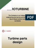 Presentation Euroturbine