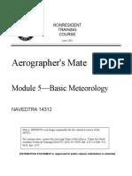 005 - Basic Meterology
