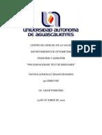 Test de Bruckner PDF