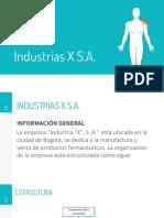 Industrias X