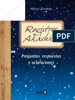 Registros Akáshicos - Nina Linares