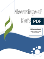 Miscarriage of Nations (Reasearch of Zubair).pdf