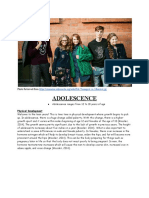 adolescence final