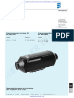 Eberspacher Heater D5LC
