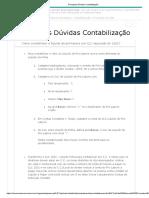 Manual Do Usuário - Gestão de Pessoas _ HCM - Principais Dúvidas Contabilização