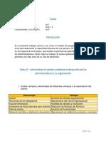 Tarea 4 - Administración 2 - Galileo