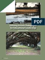 project-based learning utiliz