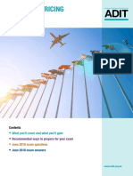ADIT Transfer Pricing Module Brochure