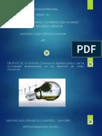 La Actividad Empresarial y La Proteccion Al Medio Ambiente