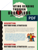 book clubs project