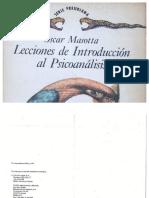 Edoc.site Lecciones de Introduccion Al Psicoanalisis Oscar m