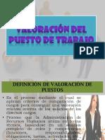 56991793 Expo Valoracion de Puesto
